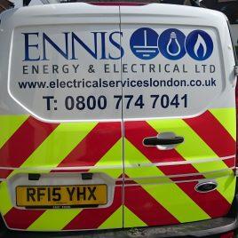 electrician van design