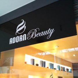 adorn beauty sticker