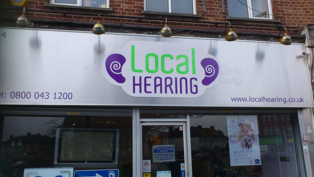hearing sign